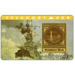The Phonecard Shop: Denmark, Tele Sønderjylland - Rare Stamps, U-Boot, 5 kr