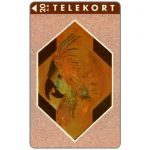 Phonecard for sale: Tele Sønderjylland - Ceramics of Heidi Guthmann Birck, 1/16, 20 kr