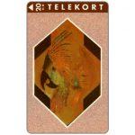 The Phonecard Shop: Denmark, Tele Sønderjylland - Ceramics of Heidi Guthmann Birck, 1/16, 20 kr