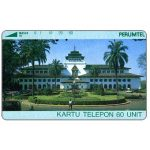 The Phonecard Shop: Perumtel Indosat - Government House - Bandung, 60 units