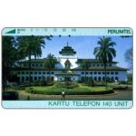The Phonecard Shop: Perumtel Indosat - Government House - Bandung, 140 units