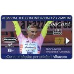 The Phonecard Shop: Italy, Albacom - Garzelli Pink Shirt, L.10000