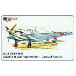 "The Phonecard Shop: ATW - WW2 Planes n.38, Ilyushin II-2M3 ""Sturmovik"""