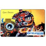 The Phonecard Shop: Telekom -  Lion Dance, RM10