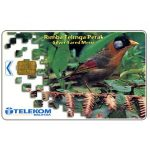 The Phonecard Shop: Telekom - Bird Silver-eared Mesia, RM20