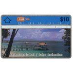 The Phonecard Shop: Malaysia, Kadfon - Perhentian Island, 108B, $10