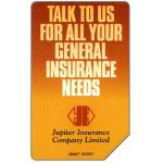 The Phonecard Shop: Telips, Jupiter Insurance, Rs100