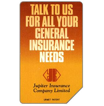 Telips, Jupiter Insurance, Rs100