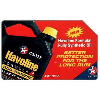 Telips, Havoline motor oil, Rs100