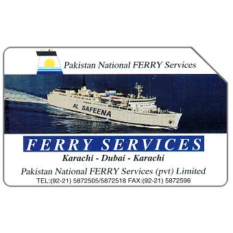 Telips, Ferry Services, Rs100