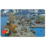 The Phonecard Shop: Singapore, Container Port, 5SIGB, $10