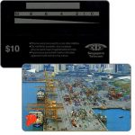 The Phonecard Shop: Singapore, Container Port, no code, $10