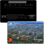 The Phonecard Shop: Singapore, Housing Estate, no code, $10