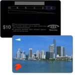 The Phonecard Shop: Singapore, Harbour view, no code, $10
