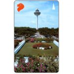 Phonecard for sale: Changi Airport, 8SIGC, $10