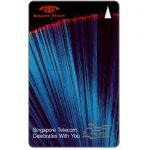 The Phonecard Shop: Fibre optics 3, 10SIGC, $10