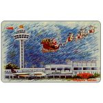 The Phonecard Shop: Singapore, Christmas, Changi Airport, 12SIGA, $10