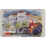 The Phonecard Shop: Singapore, Christmas, Raffles Hotel, 12SIGC, $20