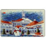 The Phonecard Shop: Singapore, Christmas, Sentosa, 12SIGD, $50