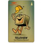 Phonecard for sale: Teleview, Your Personal Assistance, 1STEA, $2