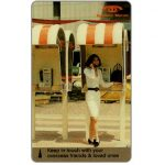 The Phonecard Shop: Singapore, Keep in touch, 1SCOA, $2