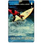 The Phonecard Shop: Singapore, Ocean Pacific, Todd Holland, 1SOCA, $2
