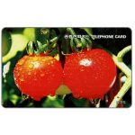 The Phonecard Shop: South Korea, Tomatoes, 4800 won