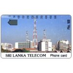 The Phonecard Shop: Sri Lanka, Telecom Building, Rs.500