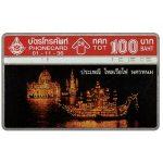 The Phonecard Shop: Thailand, Water Parade, 100 Baht