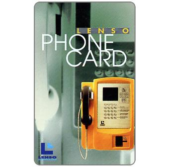 The Phonecard Shop: Lenso - Phonecard 2, 250 Baht