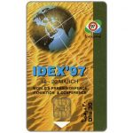 Phonecard for sale: Idex'97, Dhs 30