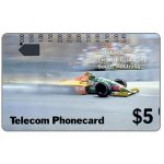 The Phonecard Shop: Australia, South Australia, Adelaide Grand Prix City (code T2C2-3), $5