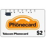 The Phonecard Shop: Australia, Generic (code GC2, $2.10 scale on card), $2