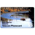 The Phonecard Shop: Australia, Victoria, River Murray, $5