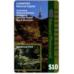The Phonecard Shop: Canberra National Capital, Botanic Gardens, $10