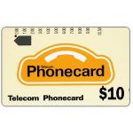 The Phonecard Shop: Australia, Generic (code GC10), $10