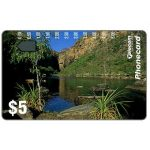 The Phonecard Shop: Australia, Kakadu Billabong, $5