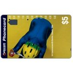 The Phonecard Shop: XV Commonwealth Games, Cycling, $5