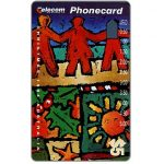 The Phonecard Shop: Australia, Christmas 1994, $5