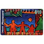 The Phonecard Shop: Christmas 1994, $10
