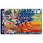 The Phonecard Shop: Australia, Invisible Heritage, Mosquito, $10