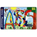 The Phonecard Shop: Australia, Australia Day 1997, $5