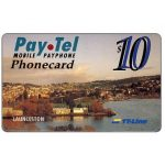 The Phonecard Shop: PayTel - First Issue, Abel Tasman Trial, Launceston, $10