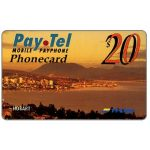 Phonecard for sale: PayTel - First Issue, Abel Tasman Trial, Hobart, $2