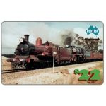 The Phonecard Shop: PayTel - Double Headed Steam #5, $22