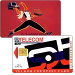 The Phonecard Shop: Czech Republic, Telkor Courtesy Card, 120 units
