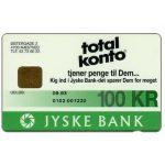 The Phonecard Shop: Denmark, Danmønt - Total konto, 100 kr