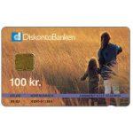 The Phonecard Shop: Denmark, Danmønt - Cornfield, 100 kr