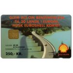 The Phonecard Shop: Denmark, Danmønt - Shell, 250 kr