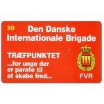 The Phonecard Shop: Denmark, Tele Danmark - Danish International Brigade, 30 kr